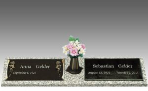 Many follow the same traditions of their past relatives when creating a tribute memorial