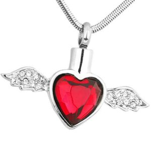 Memorial jewelry can make an excellent gift for a loved one or even oneself