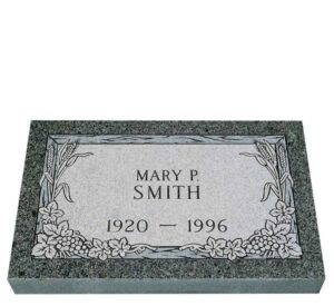 Granite is one of the most popular materials for memorialization to date.