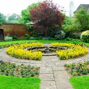 A memorial garden will create a peaceful place to reminisce over memories