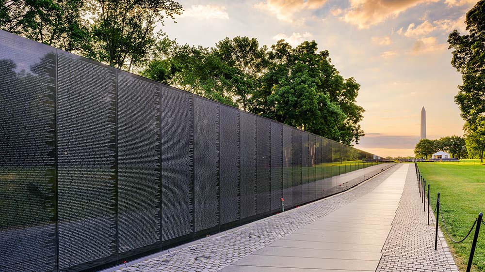 Tributes to the lives lost in Vietnam will only began to thank the sacrifices made by our fellow countrymen