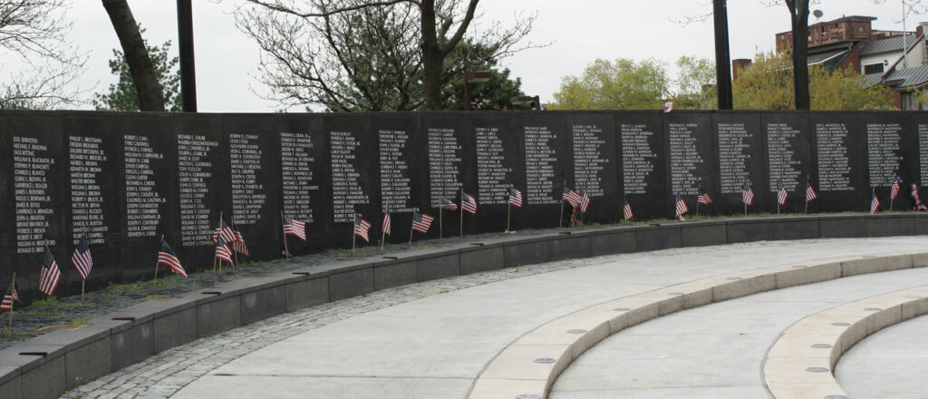 The Vietnam Memorial is one of the most profound tributes in our nation's history.